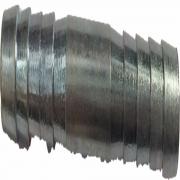 "Emenda - Aluminio 10Mm ""Succao"""