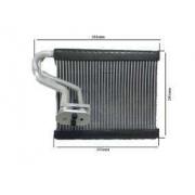 Evaporador - Citroen C4 Lounge 14/Peugeot 208