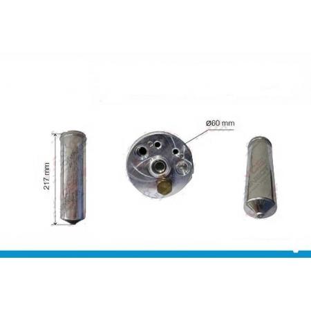 Filtro Secador - Retro Escavadeira Hyundai S/pressostato