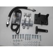 Kit Suporte Compressor - Axor P/compressor Sanden Orelha