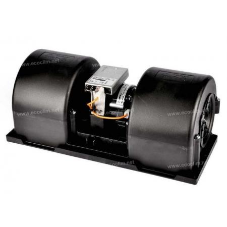 Motor Caixa Evaporadora - New Holland 24V/Case/Caterpillar 938K 006-B46-22 24V
