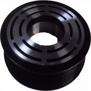 Polia Compressor - 7H15 8Pk 119Mm S/Rolamento