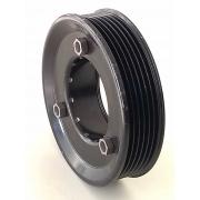 "Polia Compressor - Jetta 6Pk 11 Até  ""sanden"" S/rolamento Jetta 6Pk 11> *sanden* S/rolamento"