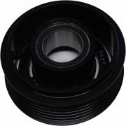 Polia Compressor - Polo/Fox/Celta/Prisma/Classic/Agile Polo/Fox/Celta/Prisma/Classic/Agile/Montana 11> 6Pk C/Rolamento