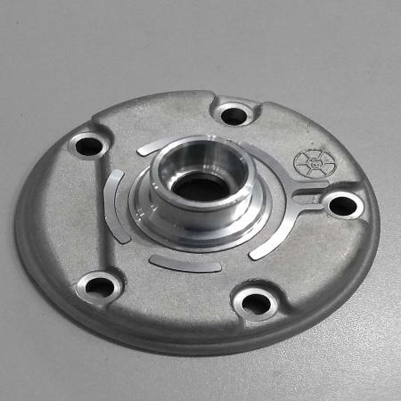 Tampa Dianteira Compressor - Denso 10Pa15 S/Fixacao