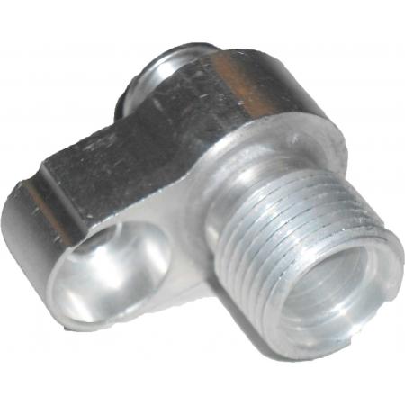"Valvula Conector - Compressor F250 ""Radial P/ O""Ring"