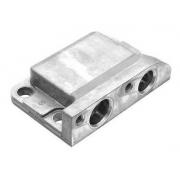 Valvula Servico - Compressor 10P15 Descarga/succao