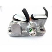 Valvula Servico - Compressor 10P15 Descarga/Succao Compressor 10P15 Descarga/Succao Saida P/Cima