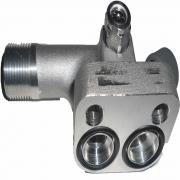 """Valvula Servico - Descarga Compressor 10P15 """"Valtra Bh"""""""