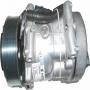 Compressor - 7H15 Passante 12V Saida Flex. 8Pk 119Mm