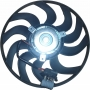 Eletroventilador - Corsa 05/montana 05/agile C/ar