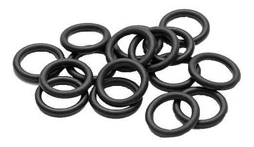 "Anel O'ring - O""ring Succao ""5/8"" 12mm ""pct 50 Pcs"""