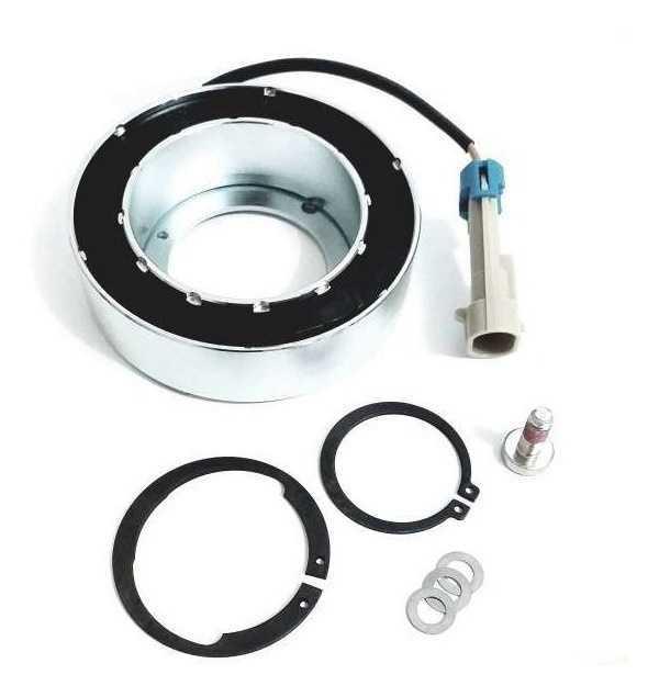 Bobina Compressor - Gm/fiat P/compressores Delphi Gm/fiat P/compressores Delphi Oem-6581124