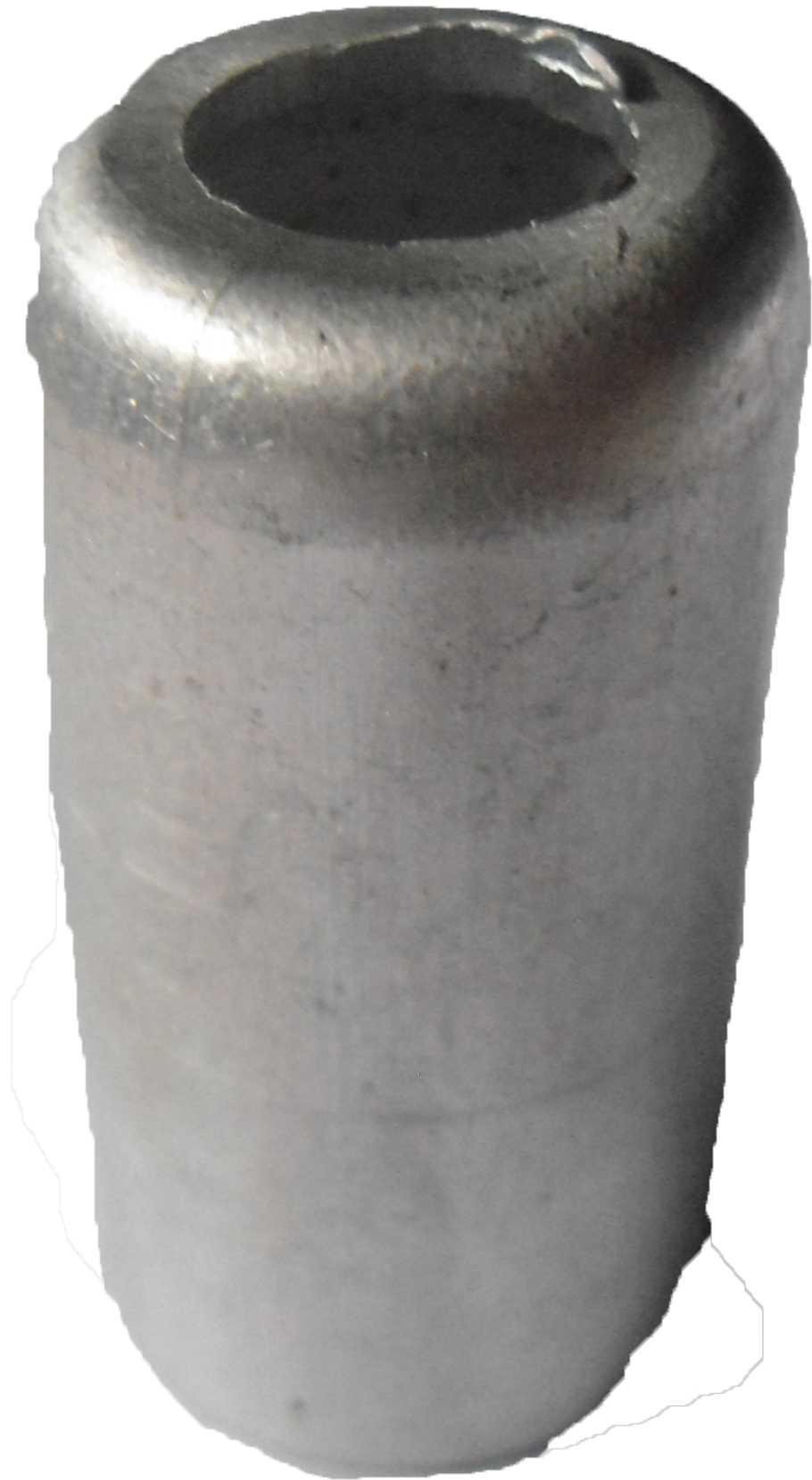 """Caneca Clip Aluminio 6Mm 5/16 P/Mangueira Reduzida  """"10Pcs"""""""