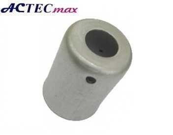 """Caneca Clip Aluminio 8mm 13/32 P/mangueira Comum  """"10pcs"""""""