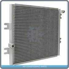 Condensador - Pa Carregadeira Komatsu W320/W200 Pa Carregadeira Komatsu W320/W200