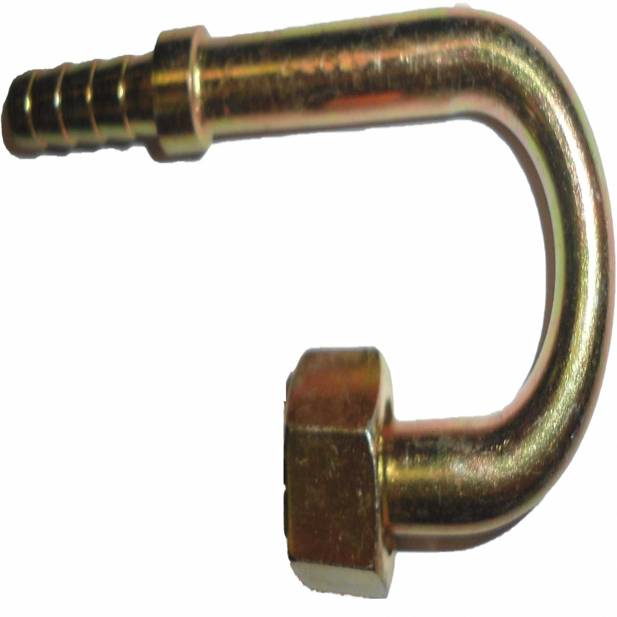 """Conexao - 6X180 O""""Ring Aco """"Liquido"""""""