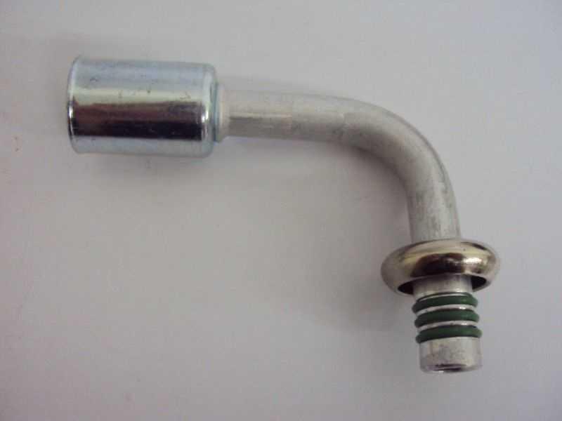 """Conexao - 8x90 Spring Lock Alum. """"descarga"""""""