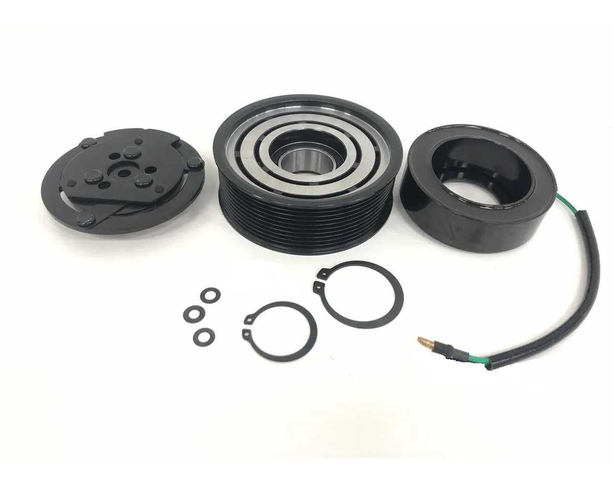 Conjunto Embreagem - Compressor Sanden 7h15 10pk