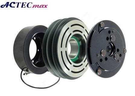Conjunto Embreagem - Compressor Sanden 7H15 2A 24V