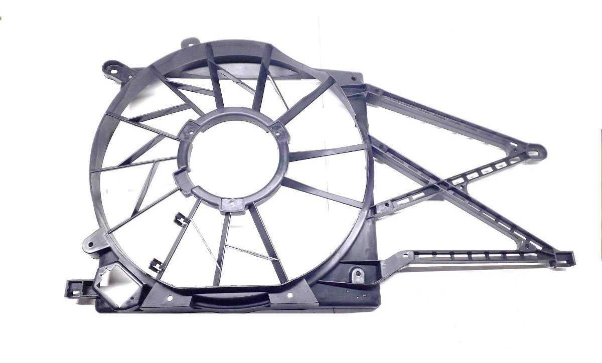 Defletor - Astra/zafira 9910 / Vectra 0610 Radiador