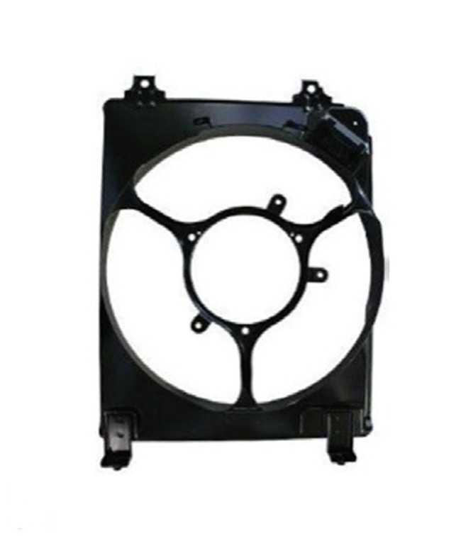 "Defletor - Civic 0611 ""condensador"" ""lata"""