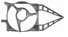 """Defletor - Corsa Classic 9407 S/ar """"radiador"""""""