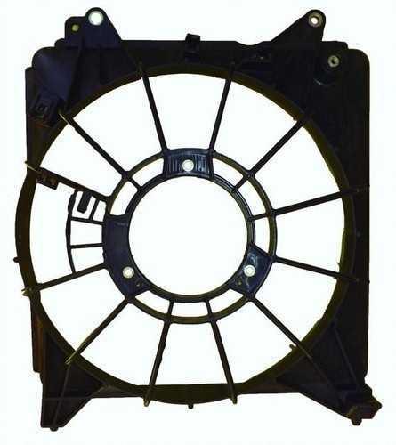"""Defletor - New Fit 0914/city 14 """"radiador/ Motorista"""""""