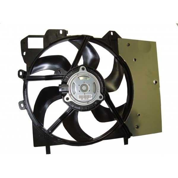 Eletroventilador - Citroen C3/c3 Picasso/aircross