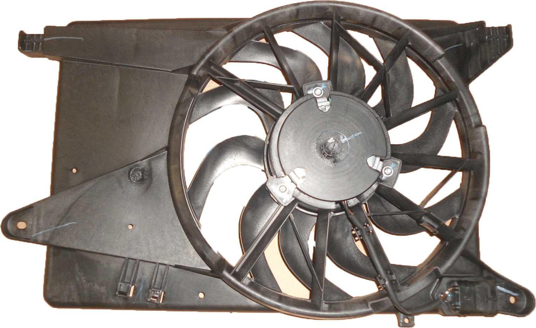 """Eletroventilador - Corsa/montana 05 C/ar """"uma Eletro"""""""