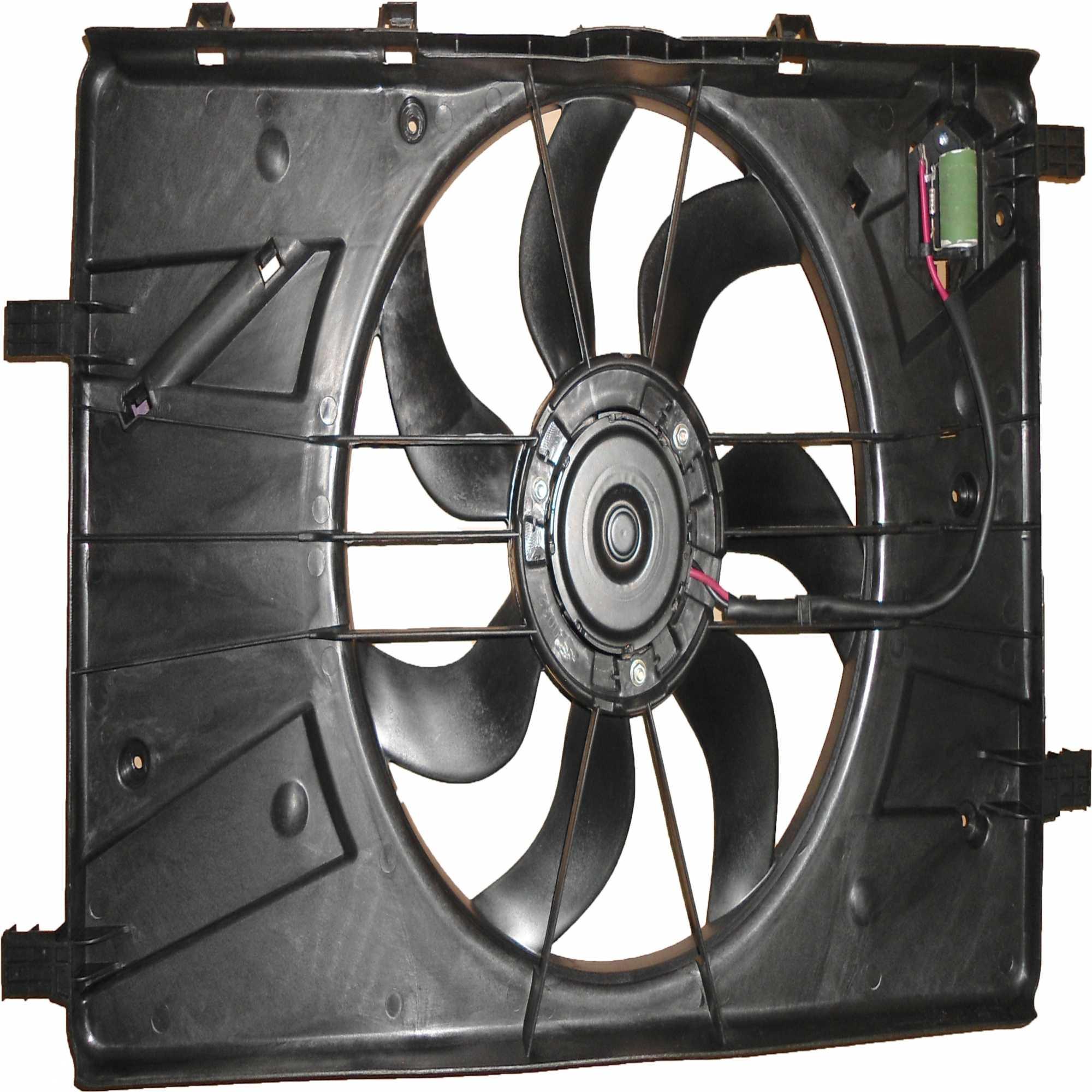 Eletroventilador - Cruze 1216