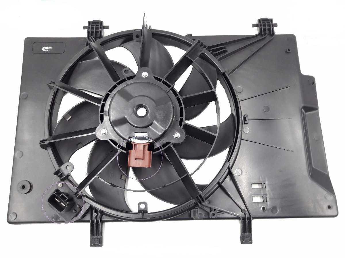 Eletroventilador Ecosport 2013 A 2019 C/Ar C/Resistencia