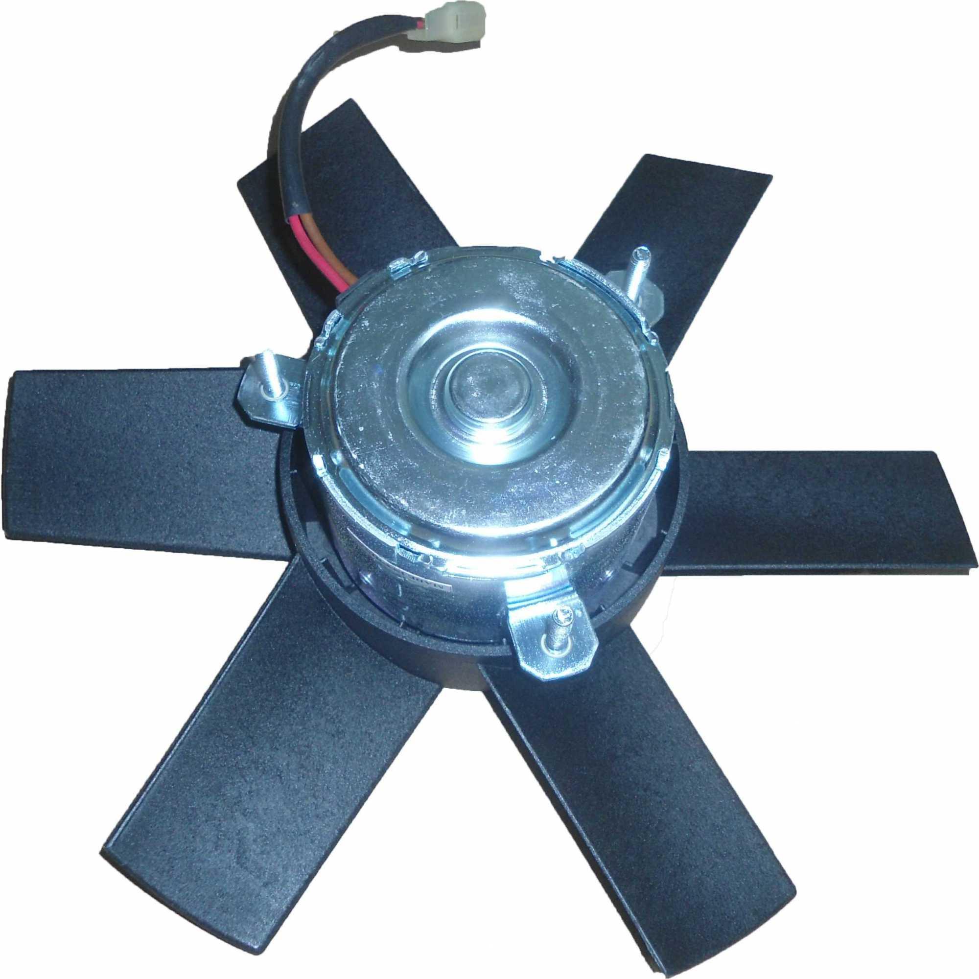 Eletroventilador Elba Fiorino Uno 1990 A 2004 S/Ar