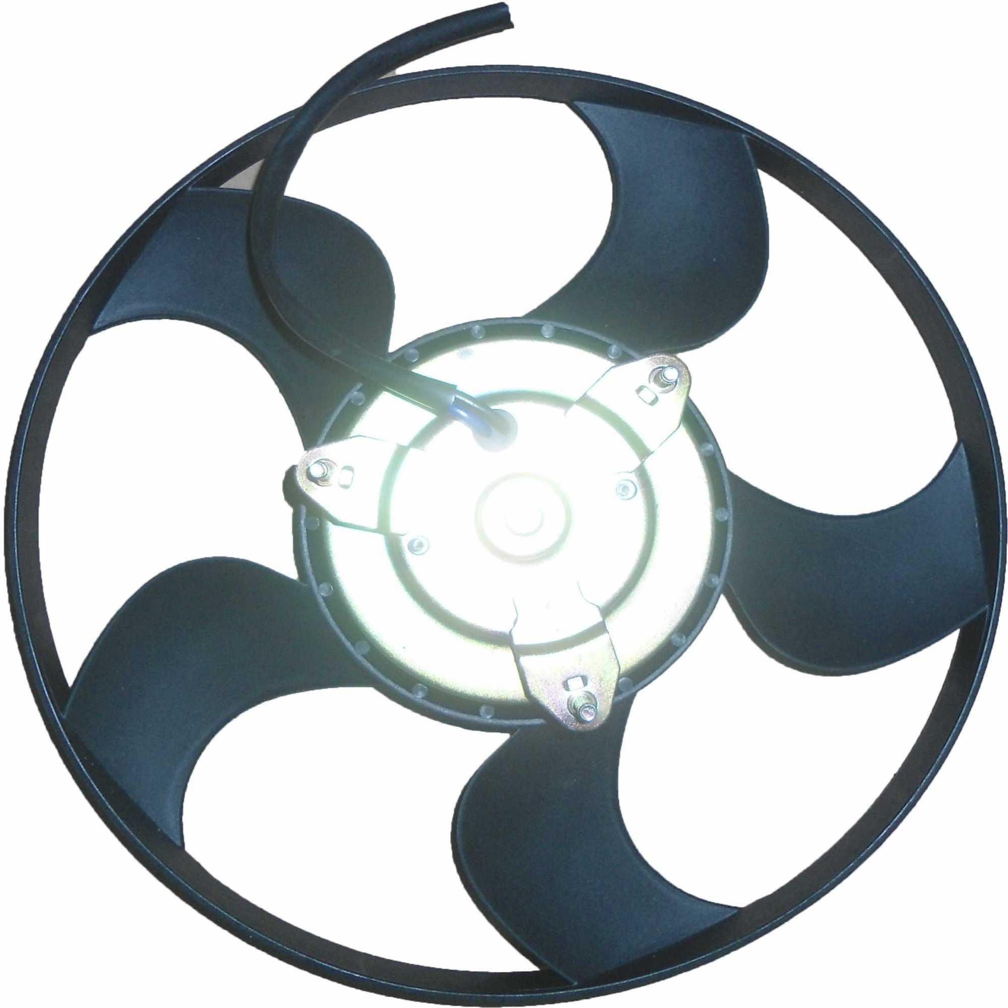 Eletroventilador Focus 2001 A 2004 Zetec C/Ar