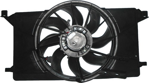 Eletroventilador - Ford Focus 1.6 0913 C/ar S/modulo