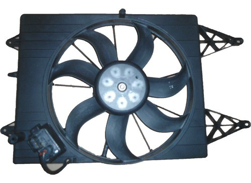 Eletroventilador - Gol Gv C/ar / Fox 08 C/ar Gmv