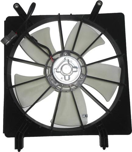 "Eletroventilador - Honda Crv 0206 ""radiador"" Le"