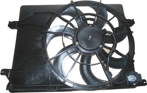 Eletroventilador - Hyundai Ix35 10/kia Sportage 10