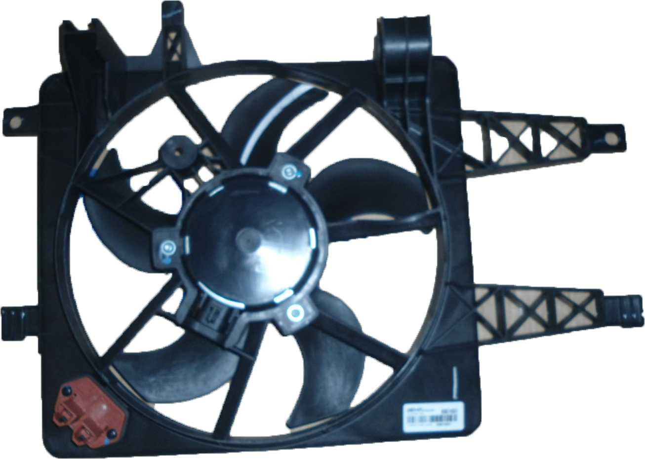 Eletroventilador Idea Palio Siena Strada 2003 A 2013 C/Ar