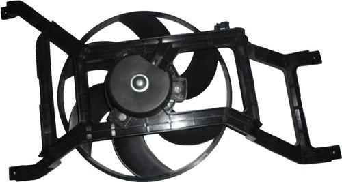 "Eletroventilador - Logan 13/sandero 14 S/ar ""antigo"""