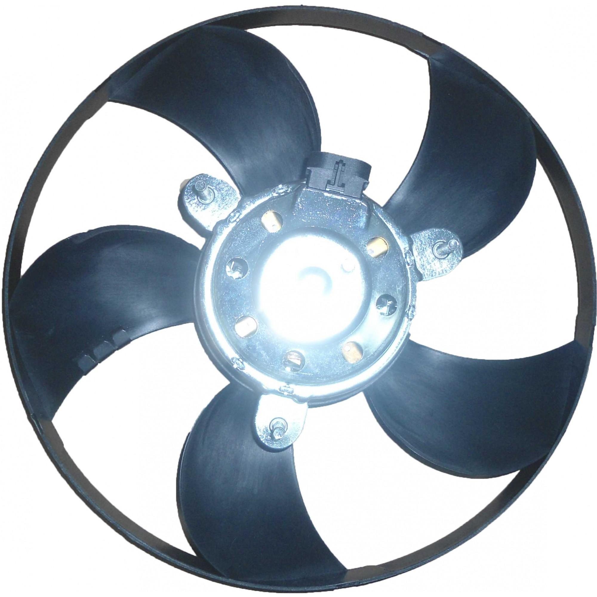 Eletroventilador - Palio 1.0/1.5 00 C/ar/uno Fire 01
