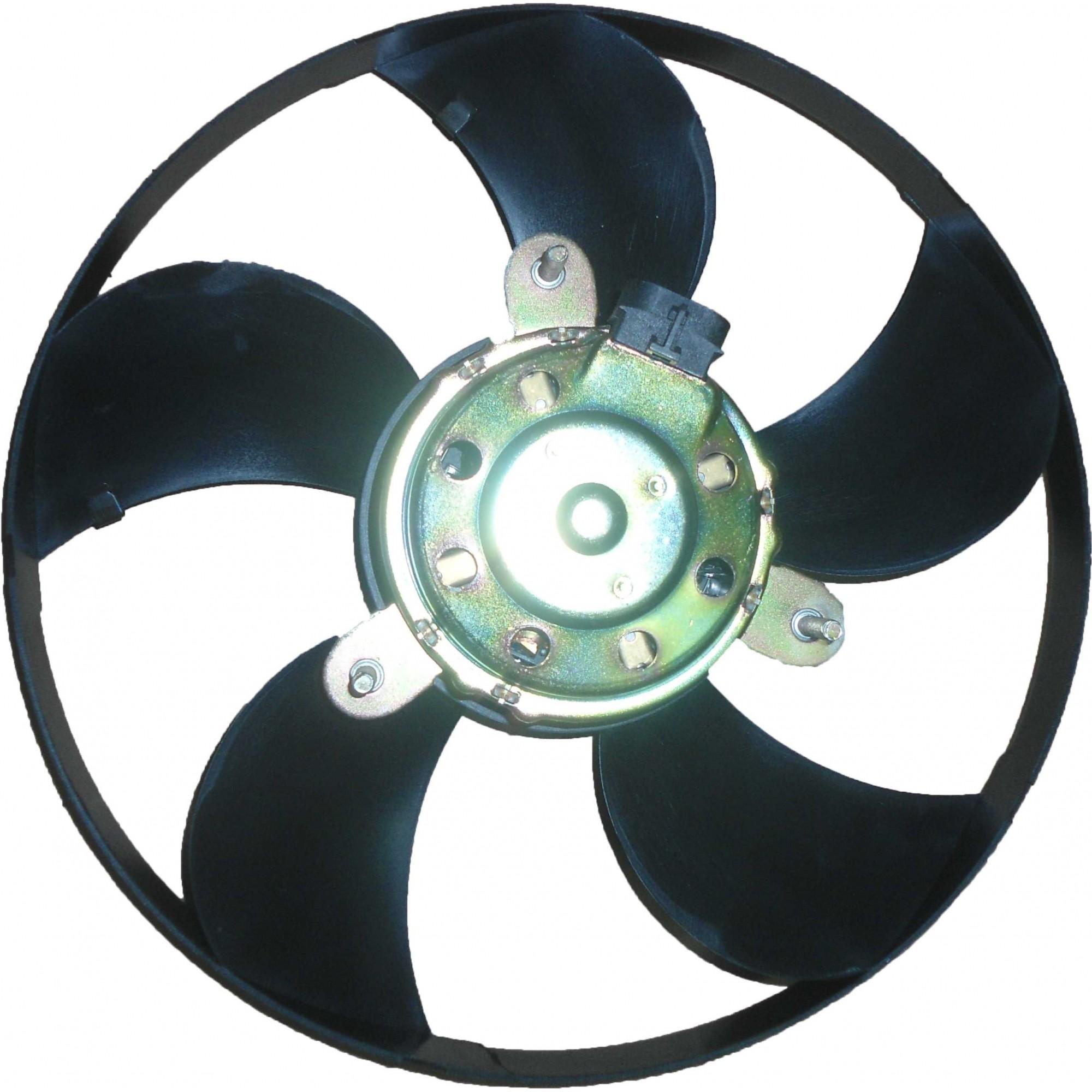 Eletroventilador - Palio Fire/celta Sistema Valeo C/ar