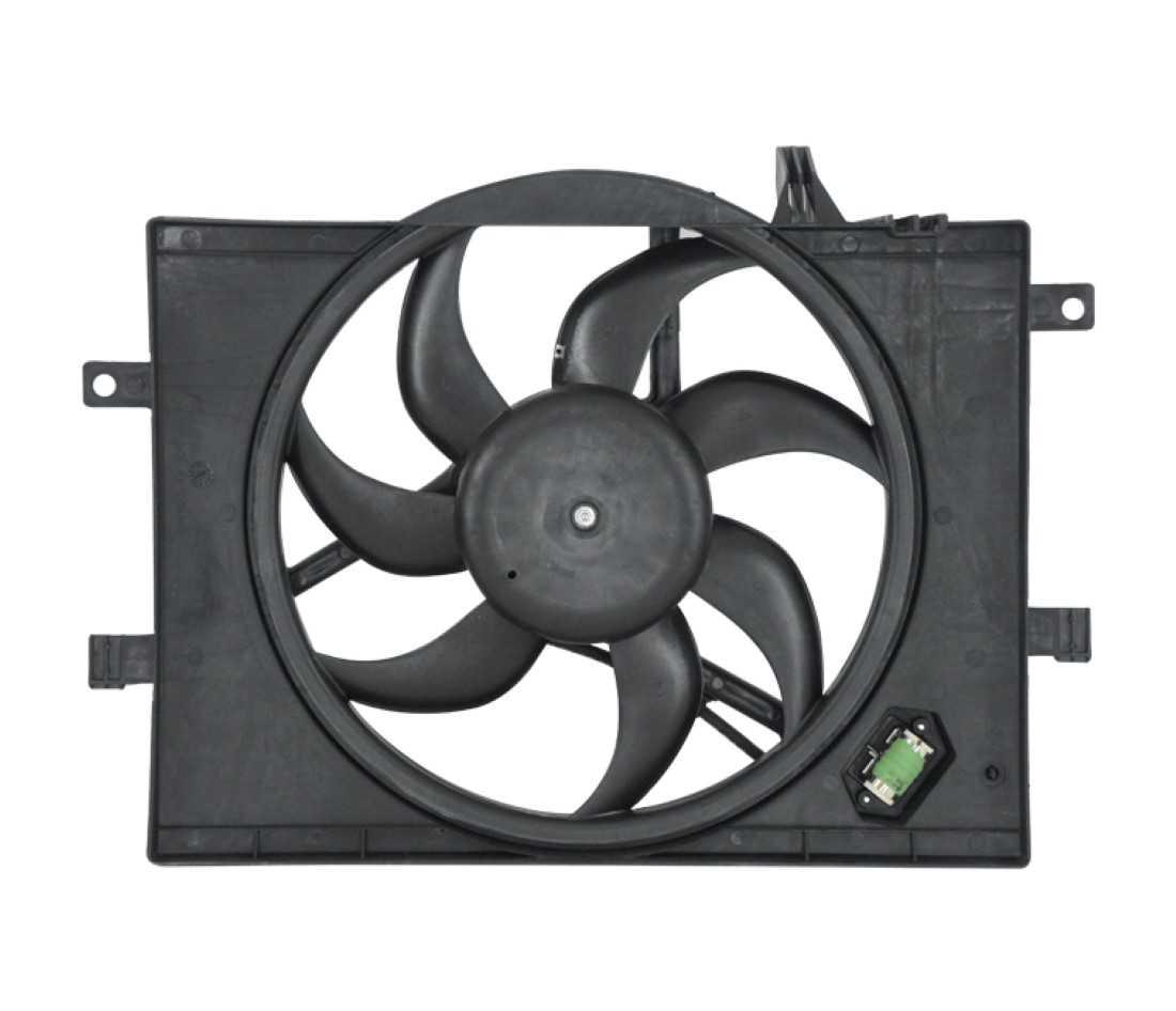 Eletroventilador - Palio/Siena/Strada Fire 00 C/Ar