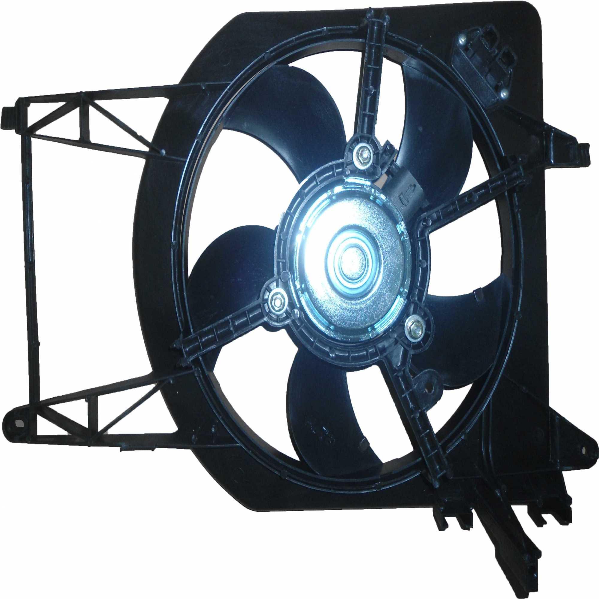Eletroventilador  - Palio/Strada/Idea/Siena 1.0/1.3/1.4