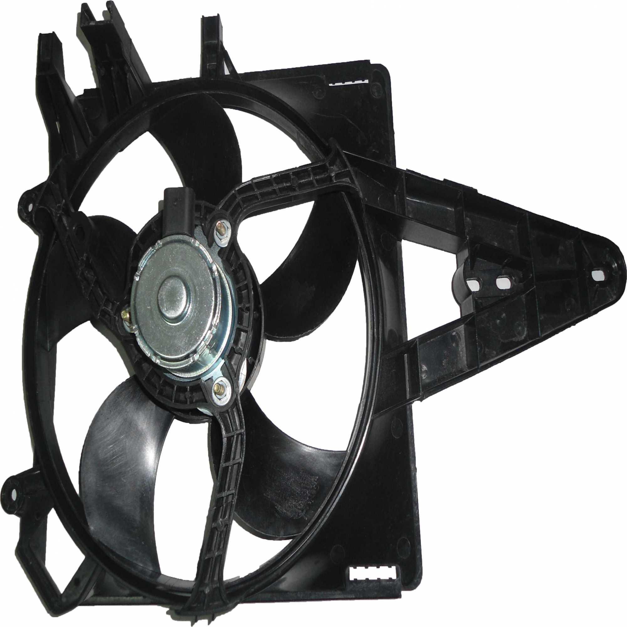 Eletroventilador - Palio/Strada/Siena 9600 S/Ar Palio/Strada/Siena 96>00 S/Ar C/Reservatorio Separado