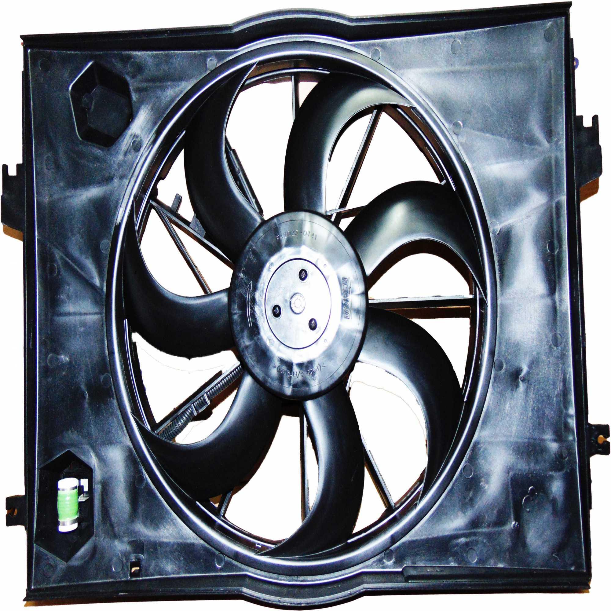 Eletroventilador Tucson Sportage 2005 A 2014 C/Ar