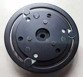 Embreagem Compressor - Ford Fic Fx15/Fs10 Espelho Ford Fic Fx15/Fs10 Espelho (Cubo) *Alto*