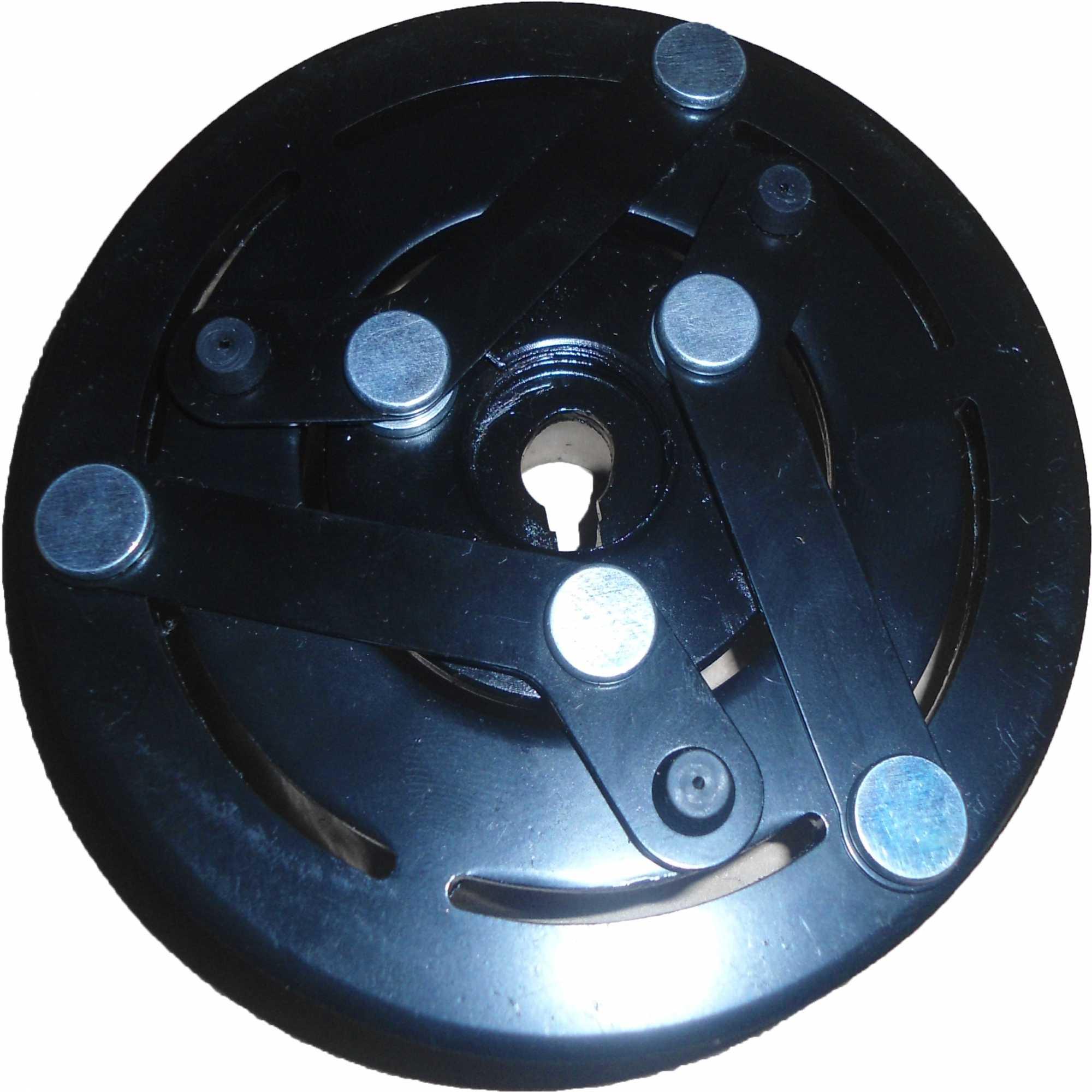 Embreagem Compressor - Gol Bola/Giii/Giv/Palio 1.0/1.5 Gol Bola/Giii/Giv/Palio 1.0/1.5 >00 *Denso 10P08*