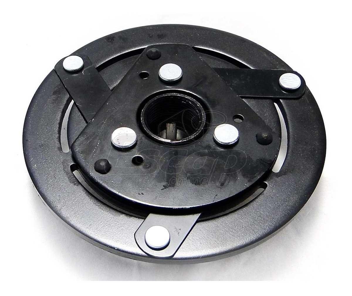 Embreagem Compressor - Vectra 9700 Compr. Harrison V5