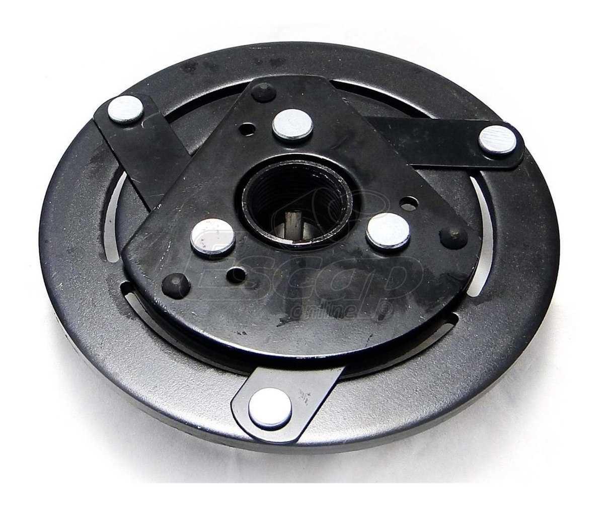 Embreagem Compressor - Vectra 9700 Compr. Harrison V5 Vectra 97>00 Compr. Harrison V5